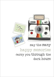Camera Friendship - Friendship Card Friendship