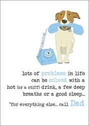 Call Dad - Fathers Day Card