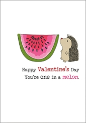 Melon - Valentines Card