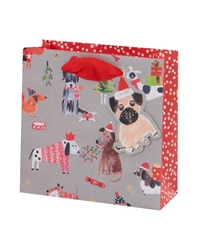Christmas Pups Small Bag Christmas