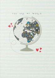 My World - Love Card