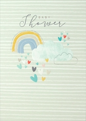 Shower - Baby Card