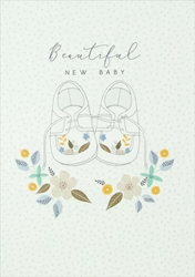 Beautiful - Baby Card