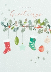 Ornament - Christmas Card