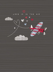 Love in the Air - Love Card