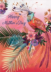 Bird of Paradise - Mothers Day Card