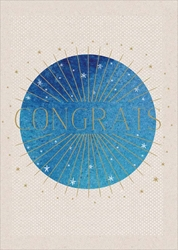 Shining Star - Congratulaitons Card