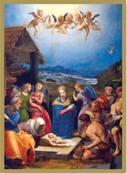 Adoration of the Shepherds - Christmas Cello Pack Christmas