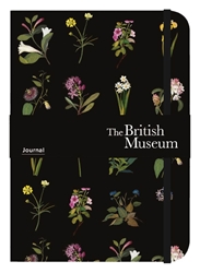 The British Museum Delany Flowers - Lined Journals journals and notebooks