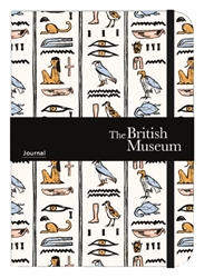 The British Museum Hieroglyphics - Lined Journals journals and notebooks