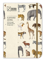 Natural History Museum Safari - Lined Journals journals and notebooks
