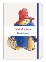 Peggy Fortnum Paddington Bear - Lined Journals journals and notebooks