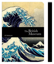 1 A5 BK GREAT WAVE      *M&G journals and notebooks