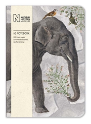 1 A5 BK ELEPHANT        *M&G journals and notebooks