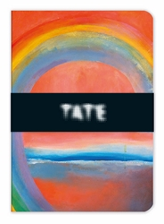 Tate Rainbow Painting - A5 Luxury Notebook journals and notebooks