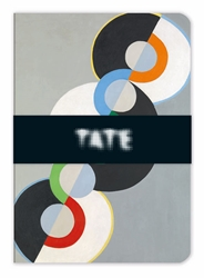 Tate Endless Rhythms - A5 Luxury Notebook journals and notebooks