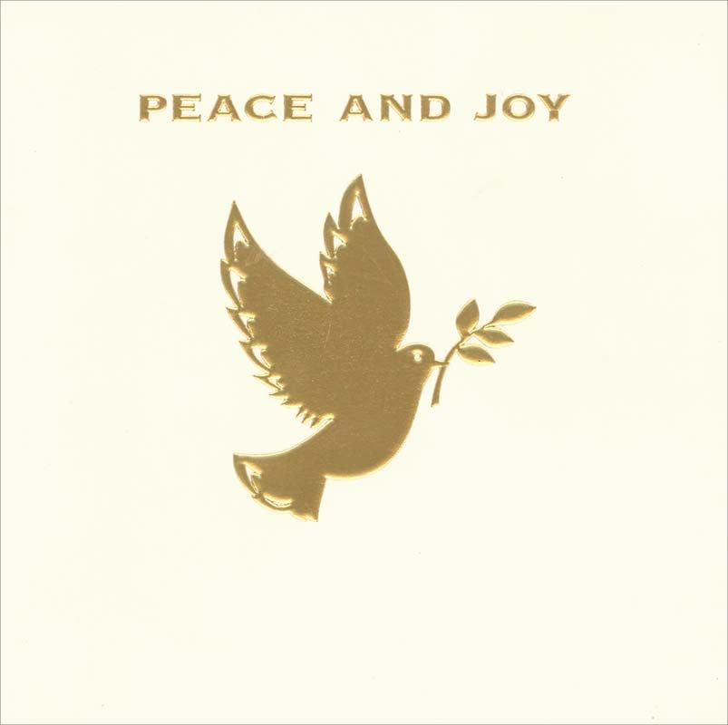 Dove of Peace - Cello Packs Christmas