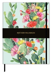 Matthew Williamson Cactus Flowers - Sketch Book journals and notebooks
