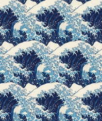 Brisith Museum The Great Wave - Sheet Gift Wrap
