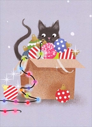 Festive Feline - Cello Packs Christmas