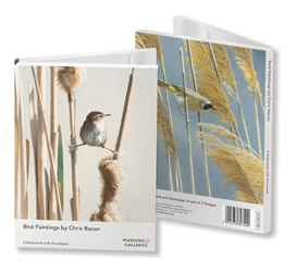 1 NCW BIRDS             *M&G notecards and stationery