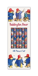 Paddington Bear - HB Pencil Set