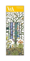 V&A C.F.A. Voysey - HB Pencil Set
