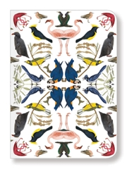 Natural History Museum Mini Notebook - Birds journals and notebooks