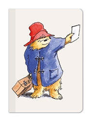 A Note From Paddington Bear - Single Mini Notebook journals and notebooks
