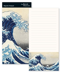 British Library The Great Wave - Magnetic To-Do Pad
