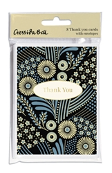 Cressida Bell - Bouquet Social Stationery notecards and stationery