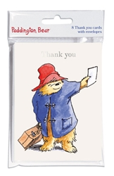 Paddington Bear - A Note from Paddington Social Stationery notecards and stationery