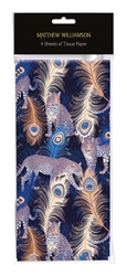 Matthew Williamson Leopards - Tissue Paper gift wrappings