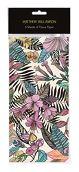 Matthew Williamson Kantuta Pastel - Tissue Paper gift wrappings