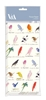 V&A Edward Lear Birds - Tissue Paper gift wrappings