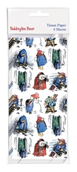 Festive Paddington - Christmas Tissue Paper Christmas