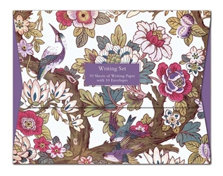 Birds in the Forest - Writing Set notecards and stationery