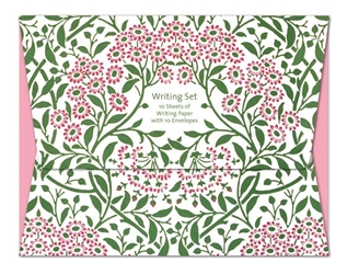 V&A Michaelmas Daisy - Writing Set notecards and stationery