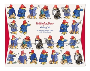 Writing Set - Paddington Bear notecards and stationery