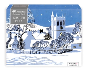 40 Christmas Card Assortment Christmas