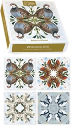 Birds of Winter - Christmas Boxed Cards Christmas