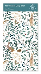 Dee Hardwicke Hares and Berries - 2020 Year Planner