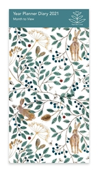 Dee Hardwicke Hares and Berries - 2021 Year Planner