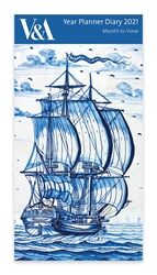 V&A Dutch Three Mast Ship - 2021 Year Planner