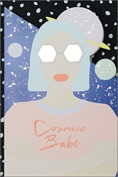 Cosmic Babe - Friendship Card