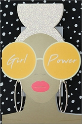 Girl Power - Friendship Card