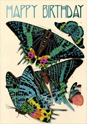 Art Deco Butterfly No. 1