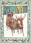 In the Woods - Christmas Card Christmas