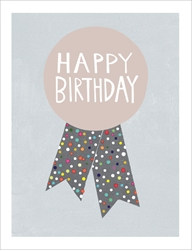 Ribbon - Birthday Card Birthday