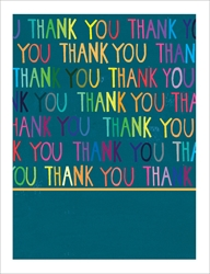 Text - Thank You Card Thank You